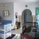 A louer étage de villa meublé à La Marsa