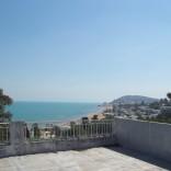 A louer villa avec piscine à Gammarth supérieur avec vue sur mer
