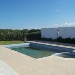 A louer une grande villa avec piscine à La Soukra