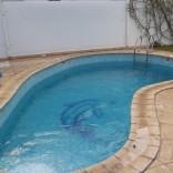 A louer villa avec piscine à La Marsa à cité el hana