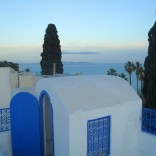 Une villa de charme au village de Sidi Bou Said avec vue sur mer