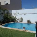 Une belle villa avec piscine à La Marsa