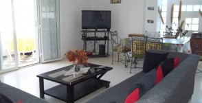 Appartement meublé à La Marsa pour location vacances