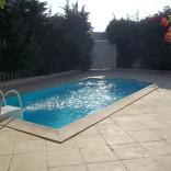 A louer villa avec piscine vue sur mer