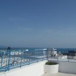 A louer magnifique villa arabesque vue sur mer