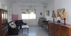 A louer étage de villa meublé