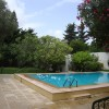 A louer une grande Villa avec piscine avec vue sur mer