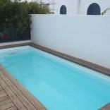 A louer duplex meublé avec piscine à Golden Tulip