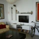 A louer appartement richement meublé avec jardin