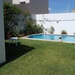 A louer villa avec piscine à La Marsa