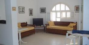 A vendre villa sur deux niveaux à La Marsa