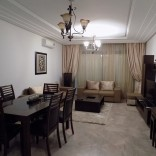 A louer Appartement S+2 richement meublé haut standing