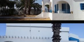A louer rez de chaussée de villa haut standing