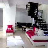 A louer duplex richement meublé haut standing