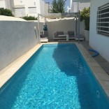 A vendre villa haut standing avec piscine
