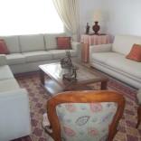 A louer au étage de villa haut standing richement meublé