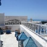 A louer duplex richement meublé avec vue sur mer