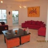 A louer appartement haut standing meublé