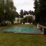 A louer villa avec jardin et  psicine