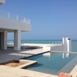 A louer villa très haut standing avec imprenable sur mer