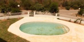 A louer duplex avec piscine et  vue sur mer