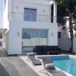 A louer Villa avec piscine et vue sur mer