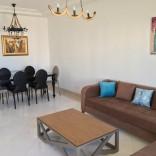 A louer appartement S+2 meublé neuf avec vue sur mer
