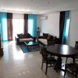 A louer étage de villa richement meublé