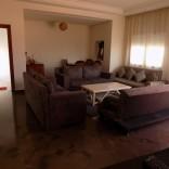 A louer appartement richement meublé avec une belle terrasse