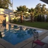 A vendre villa sur deux niveaux à La Soukra