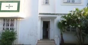 A vendre villa jumelée S+3