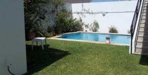 A louer villa S+5 avec piscine