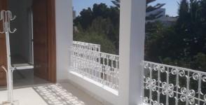 A louer Etage de villa S+3