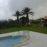 A louer un RDC de villa avec piscine