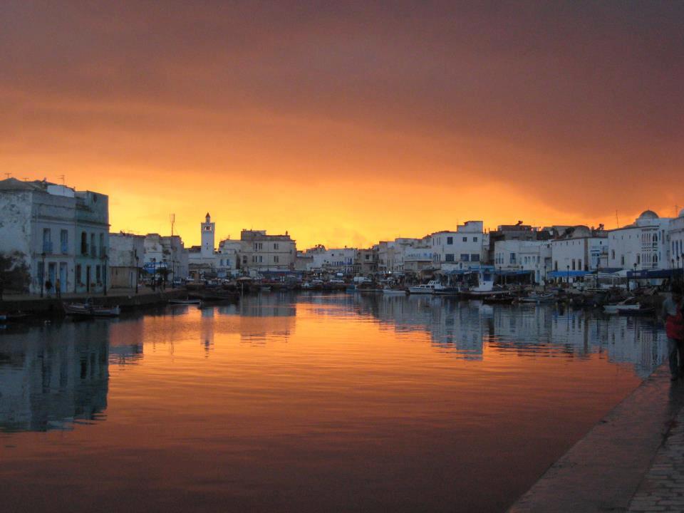 Coucher Du Soleil 224 Bizerte Housing Immo Tunisie