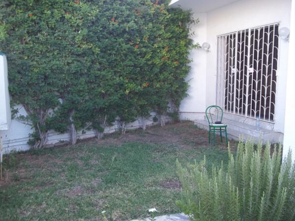 A louer rez de chaussée avec jardin à La Marsa  Housing ...