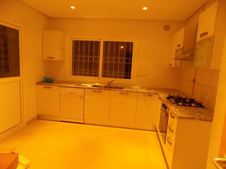 A louer appartement haut standing s 3 avec jardin housing immo tunisie agence immobili re la - Appartement a louer avec jardin ...