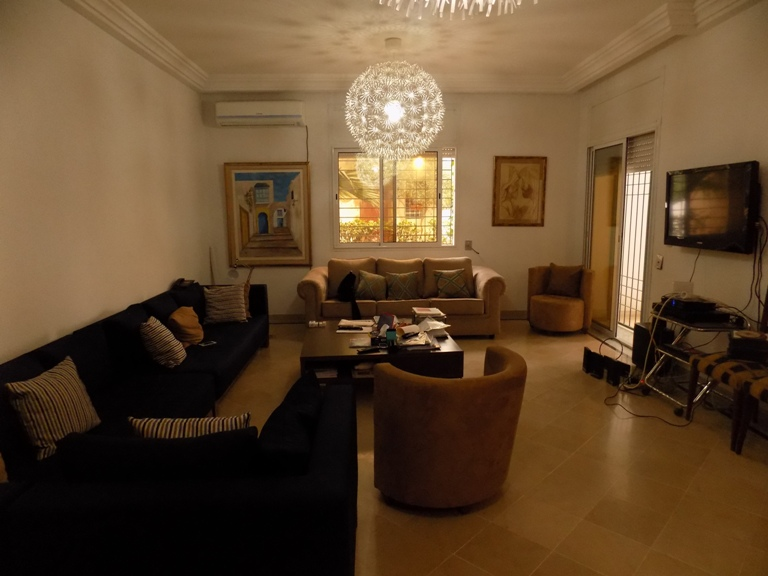 A louer appartement richement meubl housing immo for Louer meuble ou vide
